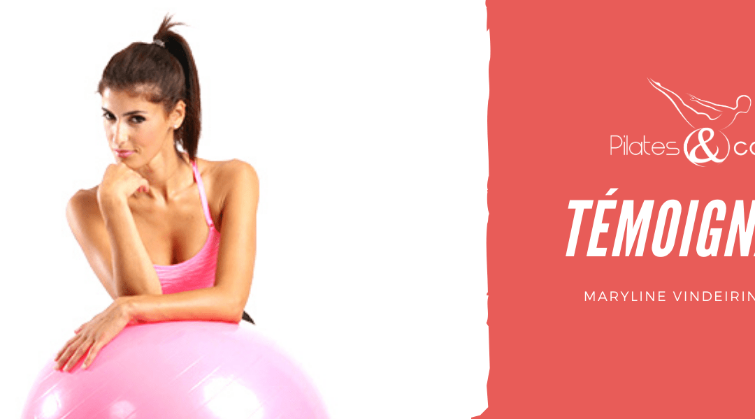Témoignage client – Maryline de Pilates&Co